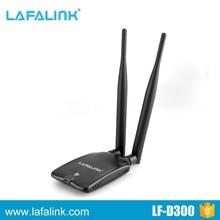 150M USB WiFi Wireless Network Card 802.11 n/g/b LAN Adapter with dual 6dBi Antenna