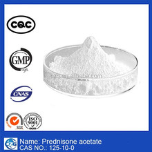 Pharmaceutical Raw Material Cas No.125-10-0 Prednisone acetate