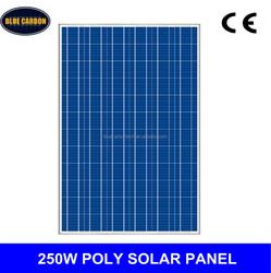 High qulity solar panels 250 watt