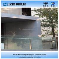 Ce certification siding fiber cement board cheap wall material
