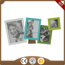 combination wooden photo frame