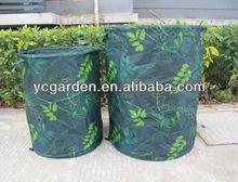 harvest pop up bag strong handles UV resistant REACH pop up garden waste bag