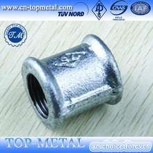 Reducer or plain socket plain with RIBS right hand thread gi pipe fittings