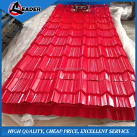 Corrugated roofing sheet in competitive price