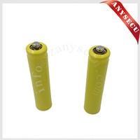 cheap price 1 x AAA li-ion lithium fake battery dummy cells for the battery setup