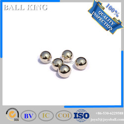 "3/8"" 9.525mm car/motor used bearing steel ball corrosion resistance stainless with the lowest price"