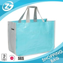 OEM Photo Printing Wenzhou Factory Top Quality OPP Laminated Colorful PP Woven Shopping Bag