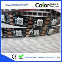 5v 60leds 5050 smd ws2812b color changing led strip