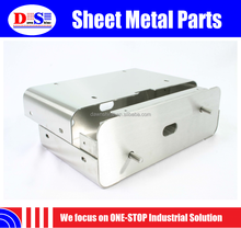 Complex aluminum / stainless steel sheet metal case / parts - sheet metal fabrication