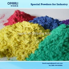 Pigmentos de color perla pigmentos perla polvos utilizado en los cosméticos