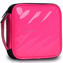 Excellent Pu Leather Cover CD / DVD Wallet