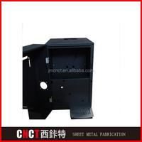 precision custom computer metal case