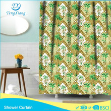 hook less polyester kinds of curtains design new model