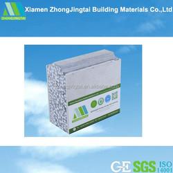 New building materials eps sandwich panel press machine