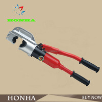 Hydraulic Battery Cable Crimper /interchangeable hair crimper/heavy duty cable lug crimping tool ZCO-400/QZD-400A