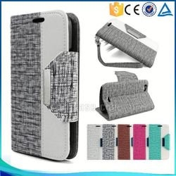 New arrival mix color wallet style design cell phone case for BLU DASH 3.5II/D342L