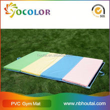 2015hot sale soft Nonwoven Polyester Needle Punch Door Mat With Welcome for children