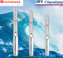 4SP8 best quality stainless steel pump well pump pressure switch