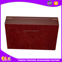 Popular Sale wood fruit box with high quality