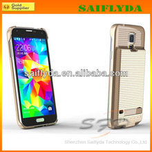 New model 3500mah power case for samsung galaxy s5 ,power bank battery case for s5