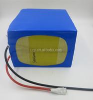 high quality lithium ion lifepo4 battery 72v 60ah