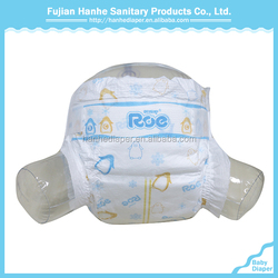 Disposable Hanhe Diaper Baby Diaper Production Line/Baby Diaper Manufacturer