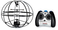 Robotic UFO 3CH I/R Flying Ball RC Helicopter With Gyro