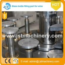 Chinese mess production enterprise 2000bph auto linear type Brandy/Rum/Gin filling plant in jiangsu