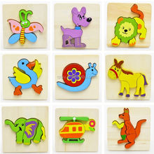 Colorful Children Jigsaw Puzzle for kids, Paper Jigsaw