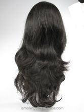 long twist natural hairline natural afro wig for black women in low price