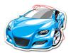 2015 new air freshener paper car