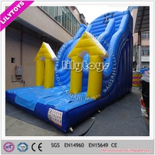 Hot sale giant inflatable water slide, Inflatable hippo slide giant inflatable water slide for adult