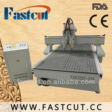 factory price on sale Aluminium-plastic G code cnc router bit 3 axis cnc woodwork machine