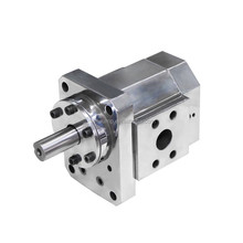 Small Chemical Metering Pump for Epoxy Resin