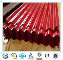 Good performance galvanized roof waterproofing sheet in china