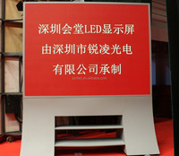 Small pitch p2.5 indoor led display screen smd2121 for goverment meeting Shenzhen cn