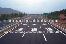 precio de pintura para señalización de carreteras