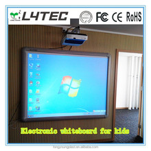 Interactive whiteboard,big size smart ir board,electronic educational equipment for schools