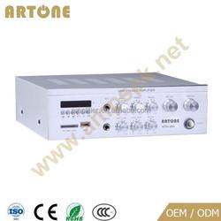 KPA-268 20W x 2 stereo karaoke stereo amplifier cheap home stereo systems