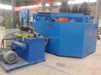 W24-500 round bending machine, angle steel bending machine, rolling pipe bending machine