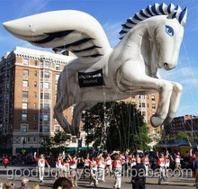 2015 Hot sale giant inflatable horse for advertising