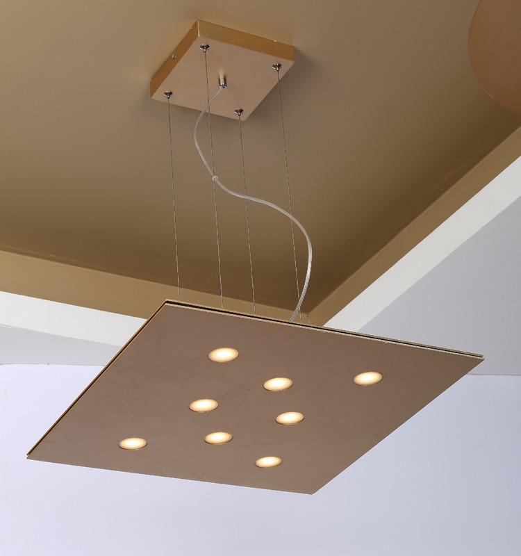 8   1) * 4 w led de interior moderno salón/vestíbulo lámpara del ...