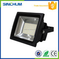 2015 nuevos productos en el mercado de china ip65 uso exterior 220 v luz de inundación llevada 50 w