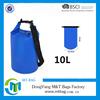 High quality laminated PVC round shape sports bag new arrival custom logo dry bag