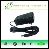 24V 1.5A 36w Super Mini Size and Easy Protable Light Convenient Plug in for Hair trimmer ac/dc charger power adapter