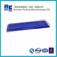 Wholesale Special packaging paper box with blister / pp trays /PLASTIC box with blister