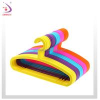 2015 flexible clothes hanger plastic for sale