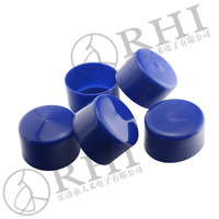 end cap for steel tube 38mm, rubbe end pugs for pipes ,round soft pipe end caps