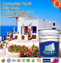 Maydos Waterproof & anti-stain Exterior Latex Paint/wall Coating