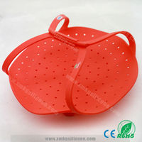 2015 Multi-Function silicone food steamer